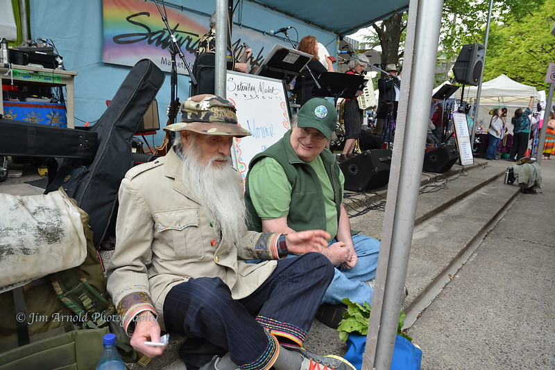 Eugene Saturday Market (2015)