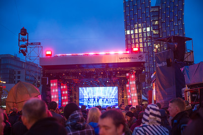 ESC Party Spielbudenplatz