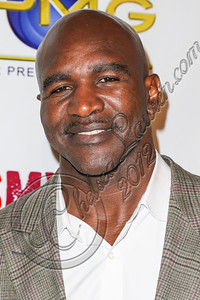 HOLLYWOOD, CA - OCTOBER 19:  Boxer Evander Holyfield arrives at the after party for Evander Holyfield's 50th birthday celebration on October 19, 2012 in Hollywood, California.  (Photo by Chelsea Lauren/WireImage)
