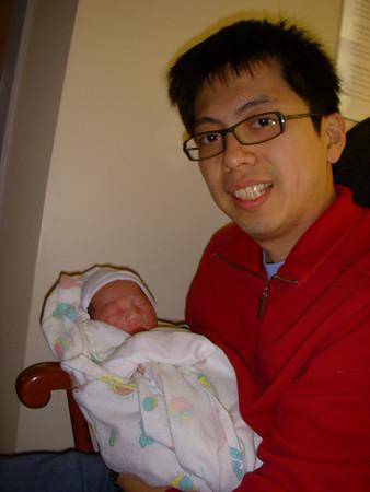 Evan's new cousin - Matthew