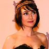 Carice van Houten, best actrice 2011, winner of the Golden Calf, for the fifth time. She won the prize for her leading role in Black Butterflies, a film that won the prize of best film 2011. <br /> Carice van Houten, beste actrice 2022, winnaar van het Gouden Kalf wegens haar hoofdrol in Black Butterflies, een film die werd onderscheiden als de beste film 2011.
