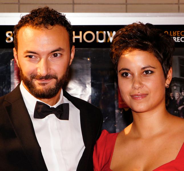 Nasrdin Dchar winnaar Gouden Kalf wegens beste mannelijke hoofdrol in Rabat, Nederlands Film Festival 2011, beste acteur 2011
