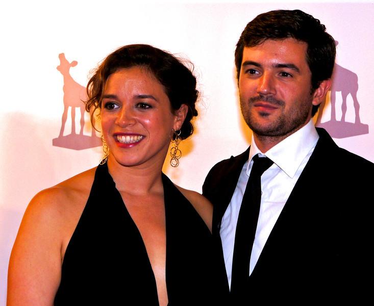 Victor Ponten (rechts) genomineerd voor de Prijs van de Nederlandse Filmkritiek met de film Rabat