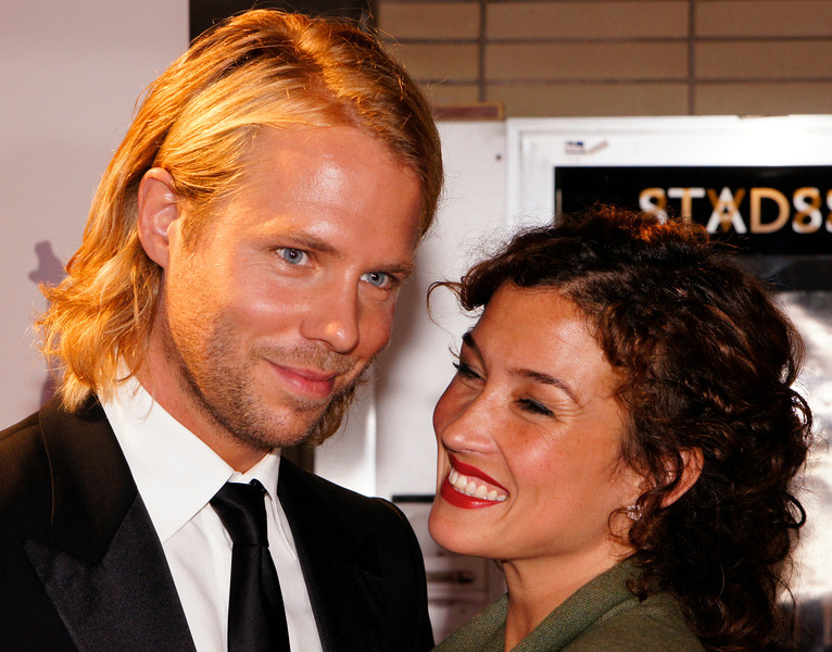 Nederlands Filmfestival 2011, Katja Schuurman en haar man Thijs Romer, Nederlands Film Festival 2011