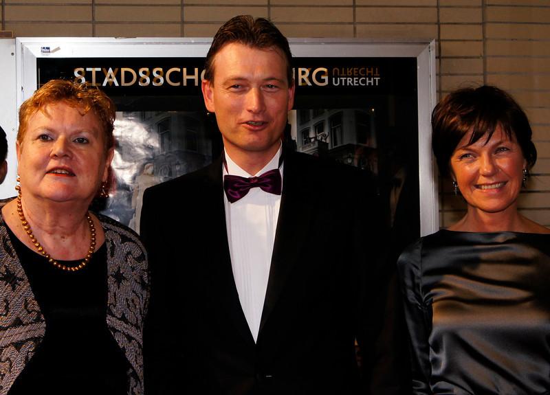 Jeltje van Nieuwenhoven, Staatssecretaris Halbe Zijlstra,