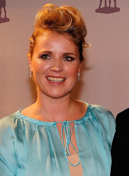 Ricky Koole, genomineerd als beste actrice 2011 wegens haar hoofdrol in Sonny Boy. Het Gouden Kalf ging echter naar Carice van Houten.