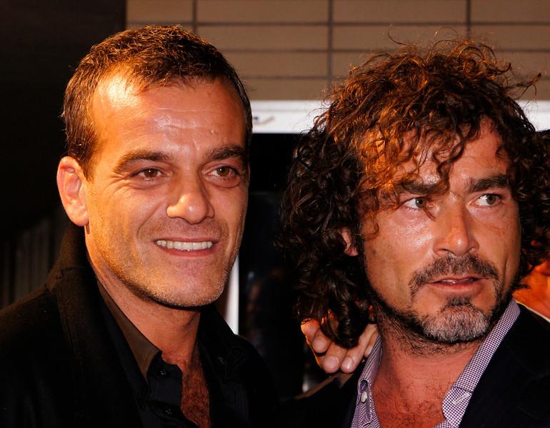 Jeroen Willems. (Jeroen Willems is op 3 december 2012 overleden aan een hartstilstand).