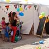 Cafe 4 kids. Speciaal voor de kinderen zijn er allerlei attracties tijdens de City Beach Tour in Amstelveen.