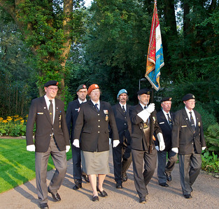 Herdenking Indiëmonument 14-8-12 Broersepark