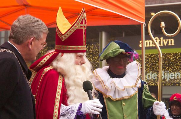 Sinterklaas 2012 Amstelveen