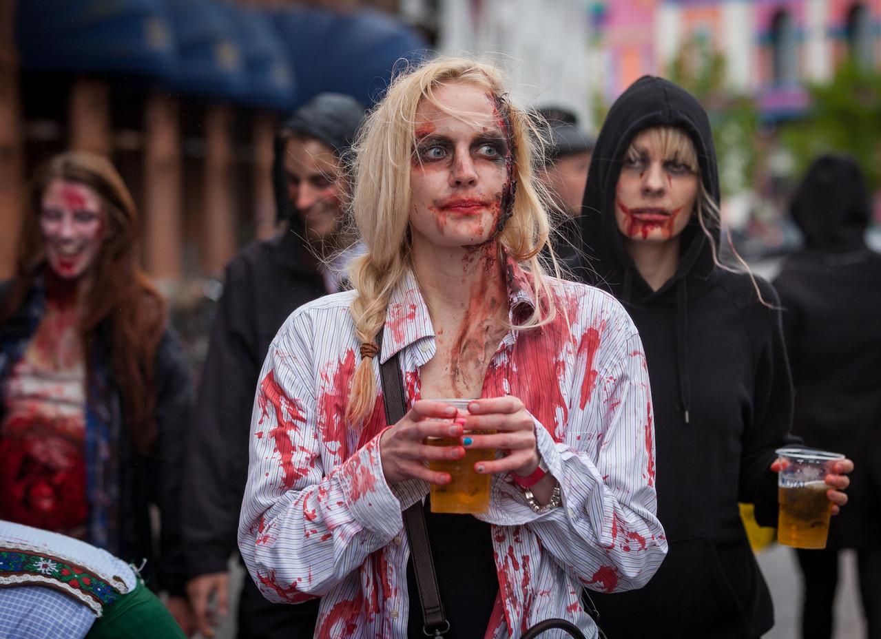 Copenhagen Zombie Crawl 2012