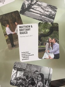 Example of a Free Download Card for Event Guest
