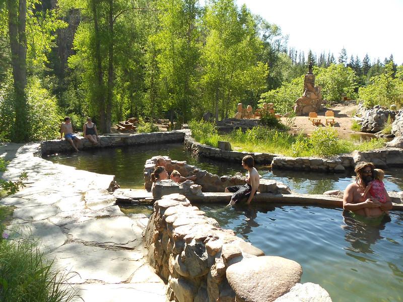 Springs park promo photos