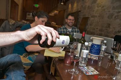 Napa Cab Tasting at Ch. Montelena
