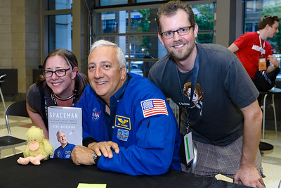 Mike Massimino /Lessons from Space (book signing)