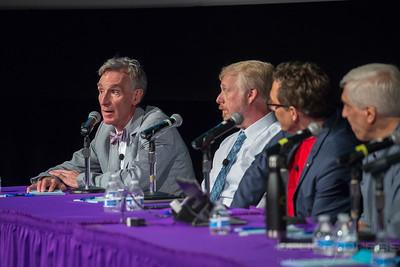 NECSS 2018 - The Skeptics' Guide to the Universe Live - Steve Novella, Jay Novella, Bob Novella, Evan Bernstein, Cara Santa Maria, + Guest Bill Nye