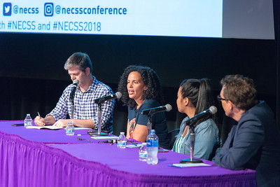 NECSS 2018 - Science, Skepticism, and Social Media - Brian Wecht, Raychelle Burks, Kyle Marian, and Jay Novella