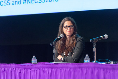 NECSS 2018 - Scientists Take Action - Heather Berlin, Shaughnessy Naughton, Elaine DiMasi, Valerie Horsley