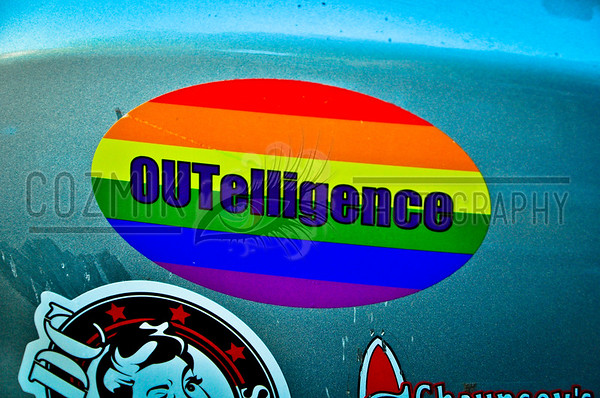 Capital Pride 2012, DC (sticker and phrase of my own creation)