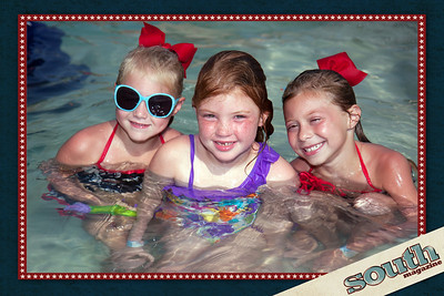 Abby Wade, Kathryn Long, Carley Wade