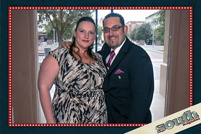 Amy Ras (Hyatt, Regional Director of Field Marketing), Angel Rivera (Hyatt, Director of Rooms)