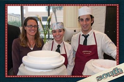 Margo Brignac, Jen Bird, Ross Bragg (Leopold's Ice Cream)