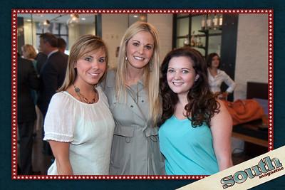 Jackie Eure, Jesica Woolschlager-Roberts, Taryn Collett (JW Salon & Spa)