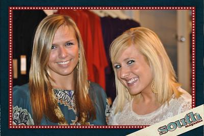 Sarah Lundgren; Sara Jane Strickland