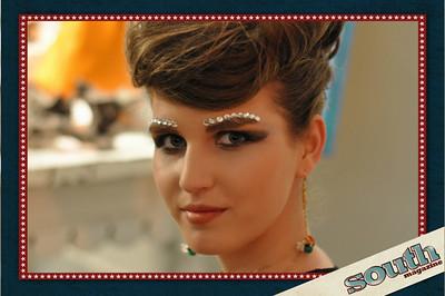 Jessica Green, Model