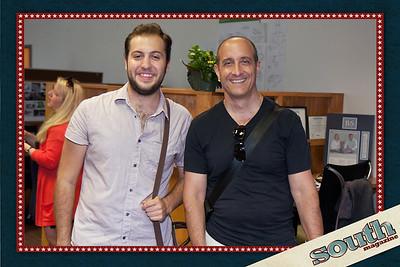 Vince Salpietro (SCAD Student), Joe Digioia (SCAD Professor)