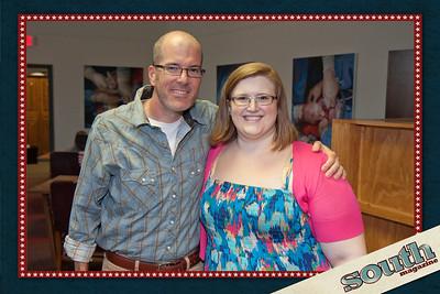 Lauren Jones (SCAD Graduate), Radford Harrell (TalentSoup.com)