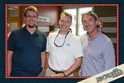 Chad Warner, Ken Elwood, Nick Lucey (Blue Focus Media)