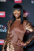 "Brandy Norwood appears on the red carpet for the Premier Party for ""The Game"" and ""Let's Stay Together"" sponsored by BET on January 6, 2012 in Los Angeles<br /> (AP Photo/Earl Gibson III)"