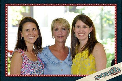 Laurie deVegter, Busy Bee Vacations; Terri O'Neil, Development, HSF; Neilie Dunn, JT Turner Construction
