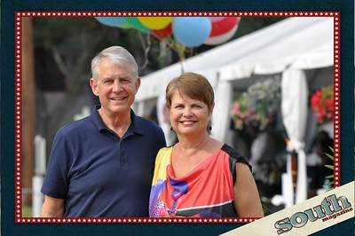 Dale & Pam Karacostas, Celebritees