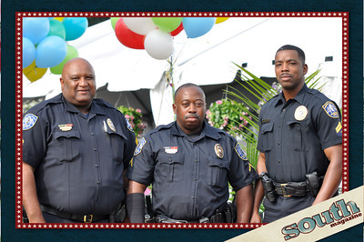 Michael Hollis, Jon Gibbs, Udon Carter, Savannah Chatham Metro Police Department