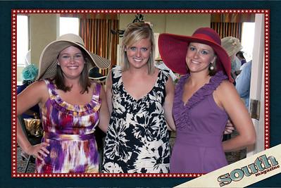 Katie Kindred, (Junior League of Savannah, Member), Carrie Egerton, Kathryn Brown