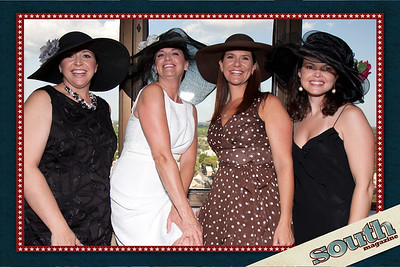 Maude Hinely (Junior League of Savannah, Member), Libby McIntosh (OBGYN Associates, OBGYN), Jessica Recicar (Coggins Advertising), Marnie Dasher (Sweet Peas, Owner)