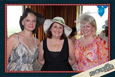 Alex Harris, Elizabeth Schwartz, Sara Piis (Junior League of Savannah, Member)