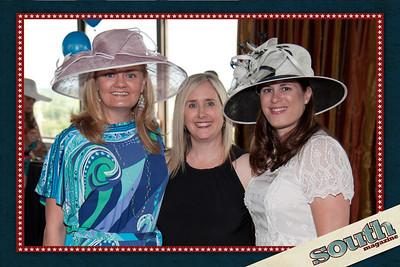 Tiffany Hughes (Junior League of Savannah, Treasurer), Kathleen Taylor (Junior League of Savannah, President), Katie Britt (Junior League of Savannah, VP of Finance)