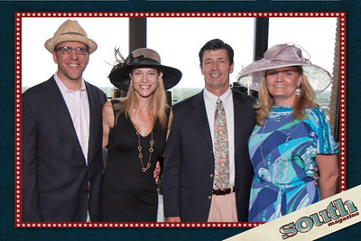 John Marrero (Southcoast Medical), Allison Marrero (The Hyatt), Danny Pinyan (The Pinyan Company, CEO)