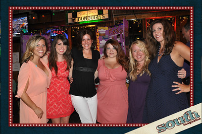 Laura Zeigler, Event Coordinator; Sheena Anagnostopoulos, Manager, Fabrik; Jodi Laird; Crystal Bruce; Kellie Groover; Christie Watterson