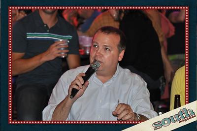 Celebrity Judge Tony Thomas, Alderman District 6