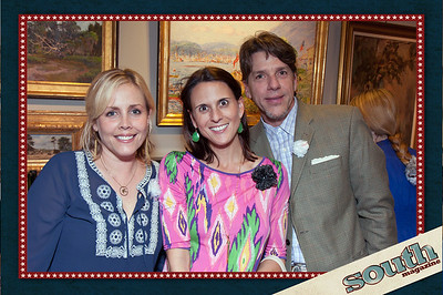 Helen Iocovozzi (Gallery Owner), Laurie Devegter (Busy Bee Vacations), Kim Iocovozzi (Gallery Owner)