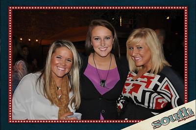 Emily Rice, Allison Missroon, Sara Jane Strickland