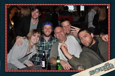 Casie Jones, Steven Crout, Ryan Charbonneau, J Lee, V Flint, Michael Andrews