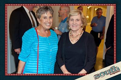 Linda Cleary, Glenda Rossiter
