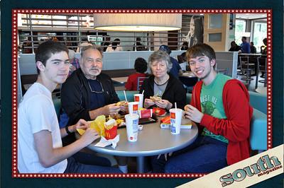 Whit, John, Jean & Skip Watts