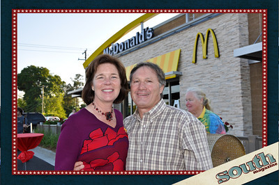 Nina & Mark Gompels, Owners, McDonald's