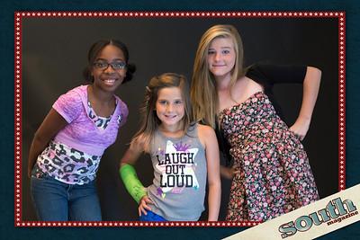 Hadaiya White, Savannah Cornell, Callie McCluskey